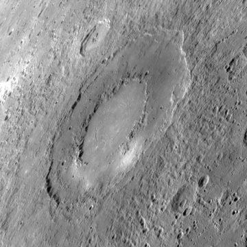 La Sonda 'Messenger' desvela zonas desconocidas de Mercurio
