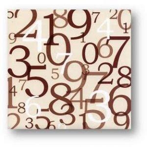 ¿Qué representan los números?