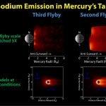 La Sonda 'Messenger' desvela zonas desconocidas de Mercurio 4