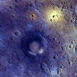 La Sonda 'Messenger' desvela zonas desconocidas de Mercurio 5