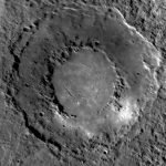 La Sonda 'Messenger' desvela zonas desconocidas de Mercurio 3