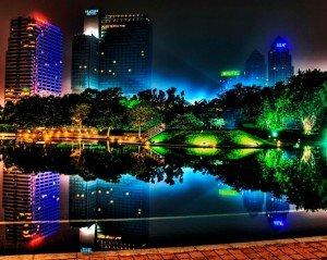 Luces Nocturnas De Colores 1024x768 555708 300x239, Planeta Incógnito