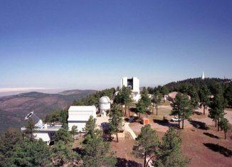 Observatorio Apache Point de Nuevo México
