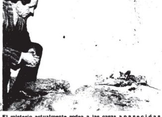 Foto aparecida en el diario ABC (5 de Febrero del 1972)