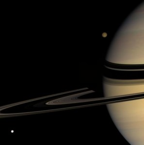 Expedición Cassini. ¿Qué hay en Saturno? 2