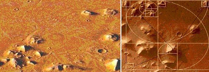 Priramides Marte1, Planeta Incógnito