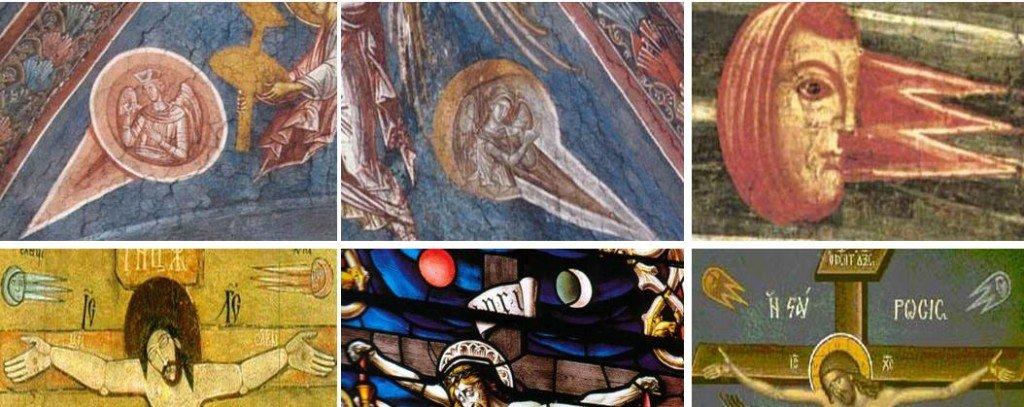La Crucifixión Siglo XIV II 1024x407, Planeta Incógnito