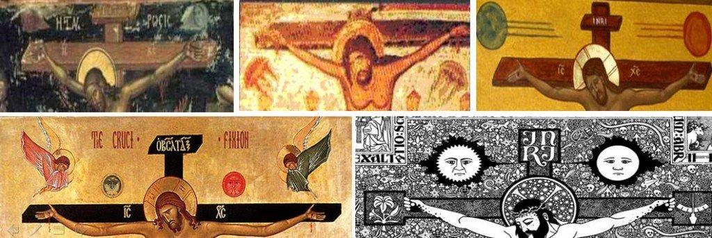 La Crucifixión Siglo XIV III 1024x343, Planeta Incógnito