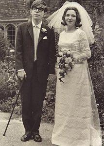 Stephen Hawking And His First Wife Jane 19653 214x300, Planeta Incógnito