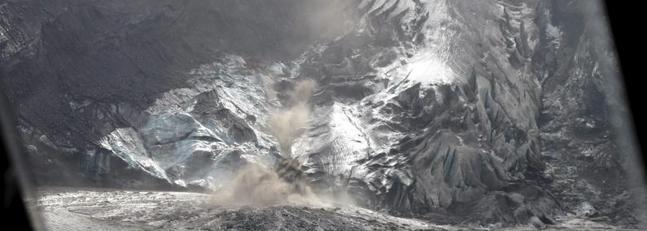 La erupción del volcán Islandés causa el caos en los cielos europeos