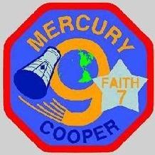 Mercury Cooper Faith7, Planeta Incógnito