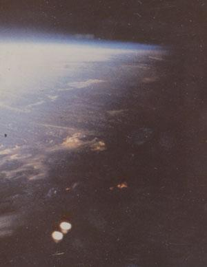 Ovni Geminis7, Planeta Incógnito