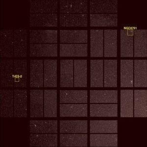 Fotografía de la sonda Kepler, fuente:Nasa
