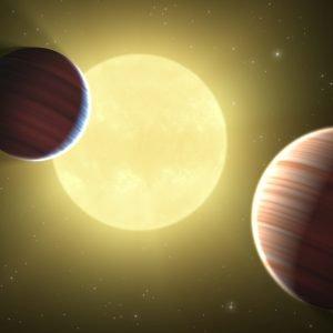 La sonda Kepler descubre tres planetas más, dos de los cuales orbitan la misma Estrella