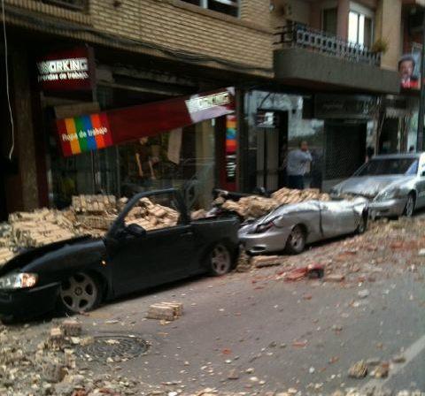 La profecía de Bendandi sobre el terremoto en Roma, se cumple en Lorca (Murcia) 1