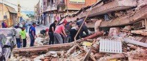 La profecía de Bendandi sobre el terremoto en Roma, se cumple en Lorca (Murcia) 2