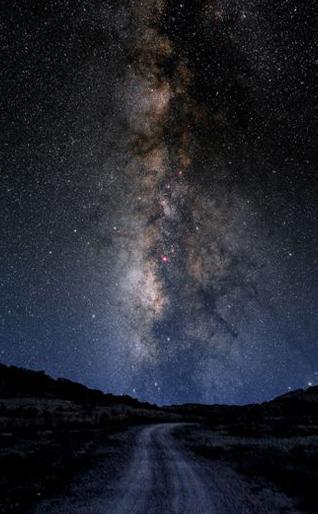 Vía Láctea En El Camino De Santiago, Planeta Incógnito