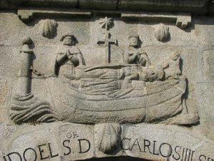 Apostol Traslado A Galicia 300x226, Planeta Incógnito