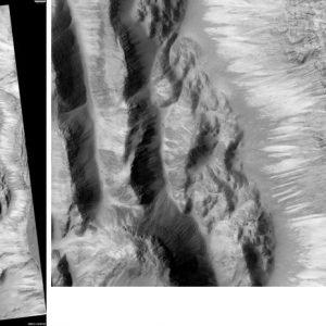 Nuevas evidencias de la existencia de antiguos océanos en Marte