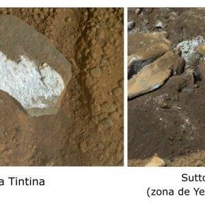 Una prueba más de que Marte tuvo agua y quizás vida en el pasado