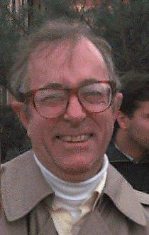 Fotografía del físico y novelista John G Cramer