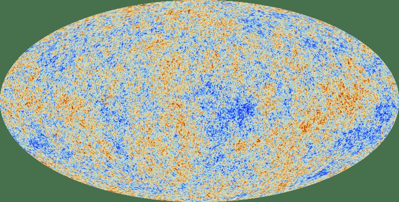 La niñez del universo radiografíada por el telescopio Planck