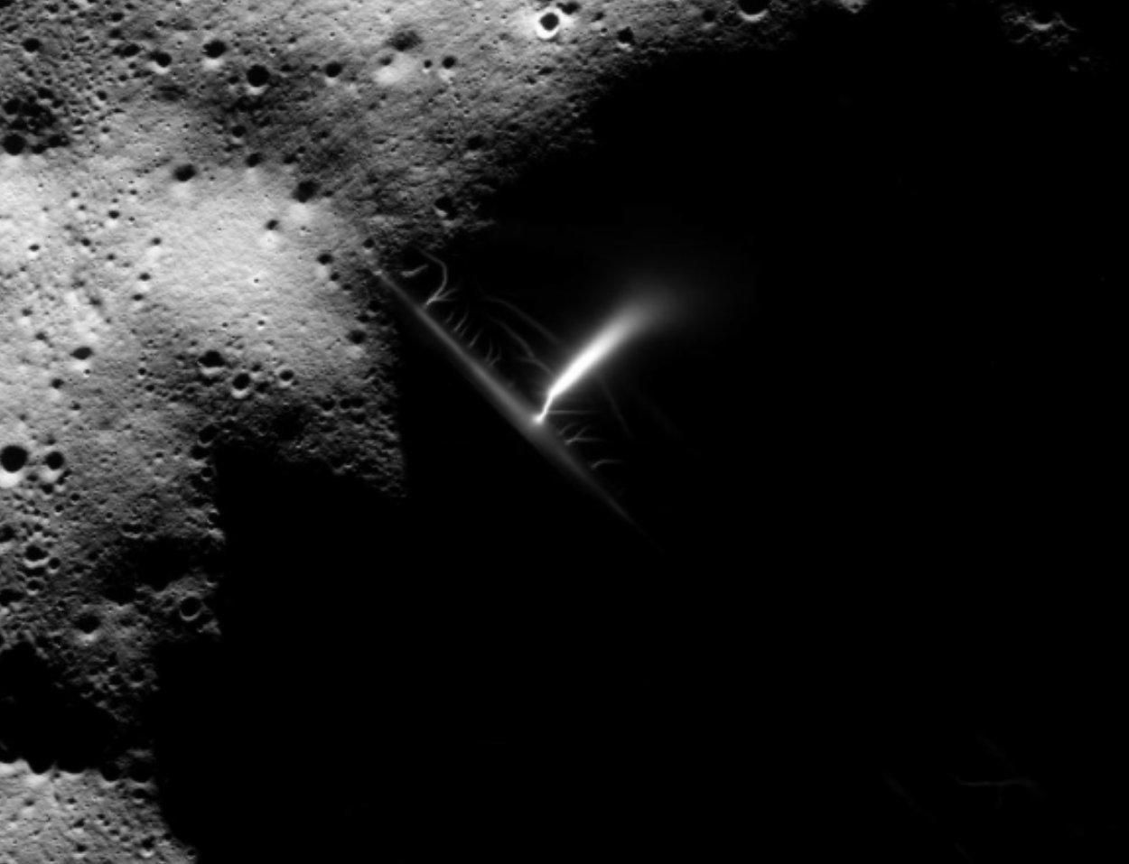 Anomalía eléctrica lunar