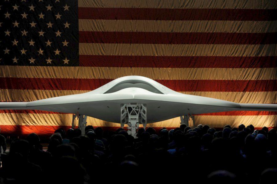 El Dron X47b que Juan Carlos Salamanca presentó como una prueba fulminante del contacto extraterrestre con la humanidad
