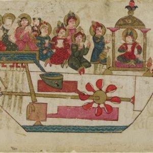 Los autómatas medievales de Al Jazarí. Precursores de la robótica