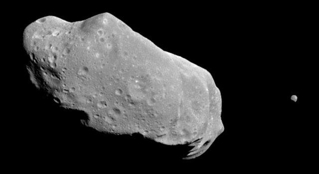 Asteroide pia00136