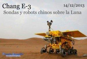 La nave china no tripulada Chang E3 vuelve a la Luna tras 37 años de ausencia de misiones en suelo Lunar.