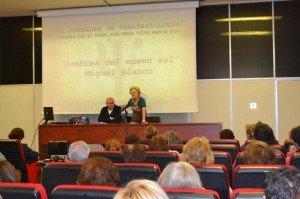 Conferencia Sombras del Nuevo Sol de  Miguel Blanco
