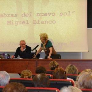 Conferencia de Miguel Blanco , 'Sombras del Nuevo Sol'- Grupo Hepta