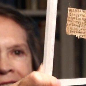 El Papiro del «Evangelio de la mujer de Jesús» podría ser auténtico