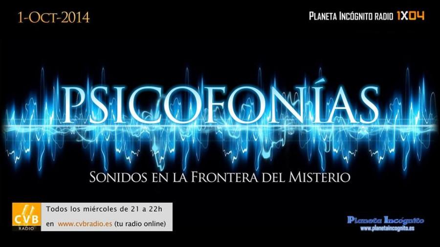 01×04 – Psicofonías : Sonidos en la Frontera del Misterio