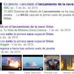 Aparición en Google News de Planeta Incógnito