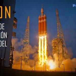 Éxito de la NASA en el lanzamiento de la nave Orion