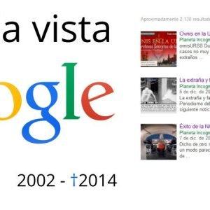 Google News anuncia su cierre en España gracias a la reforma AEDE