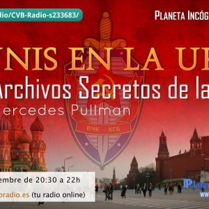 Programa 1×13 Ovnis en la URSS: Los Archivos Secretos de la KGB