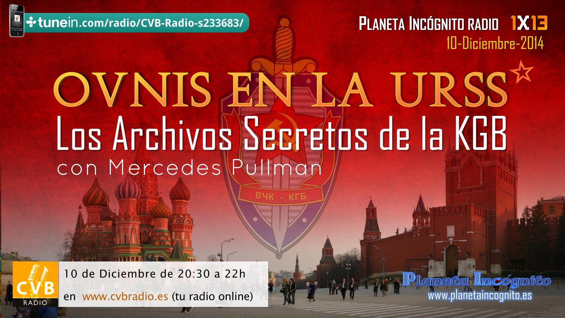 Programa 1x13 Ovnis en la URSS: Los Archivos Secretos de la KGB 2