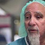 Stuart Hameroff en quirófano