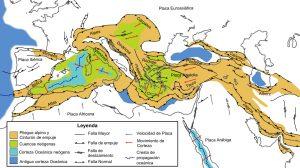 Placas Tectónicas Europa