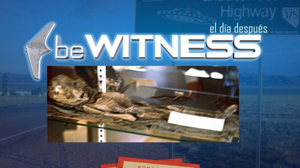 Programa 1×30 BeWitness, el último Fraude de Jaime Maussan