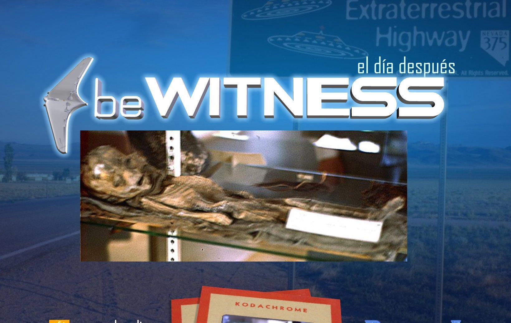 Programa 1x30 BeWitness, el último Fraude de Jaime Maussan 5