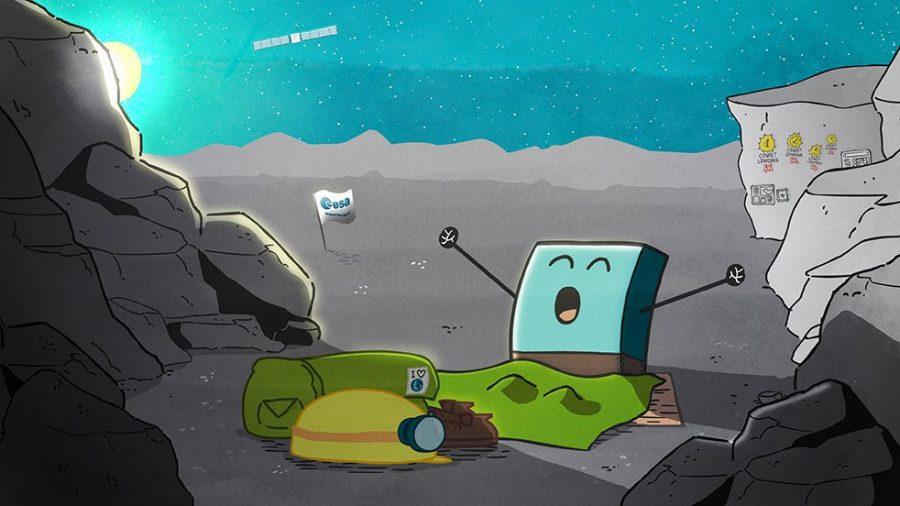 Philae Wakes Up R 900x506, Planeta Incógnito