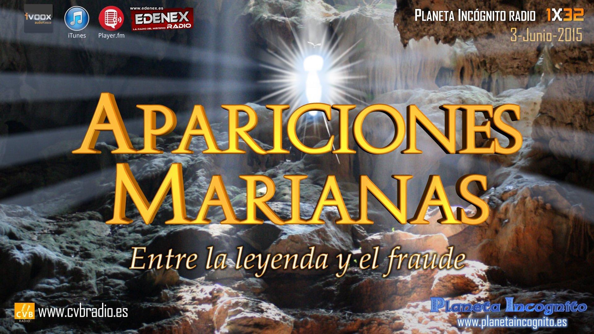 Planeta Incógnito 01x32 Apariciones Marianas : Entre la Leyenda y el Fraude 3