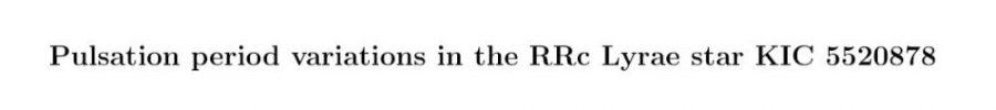 Paper de Septiembre de 2014 donde el equipo de John Learned declaraba que el proceso era probablemente natural.
