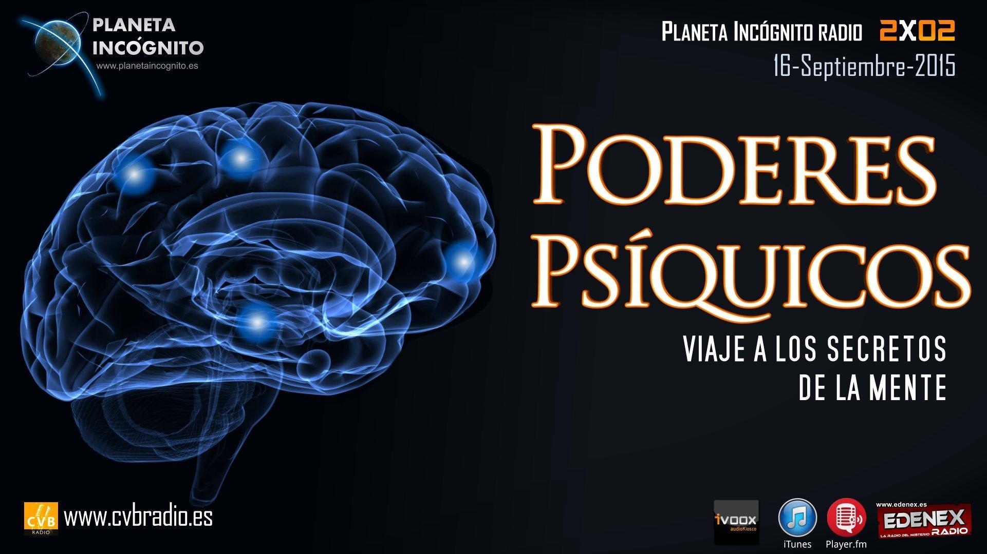 Programa 2x02 - Poderes psíquicos: Viaje a los Secretos de la Mente 2