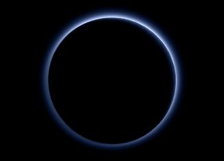 Cielos Azules de Plutón