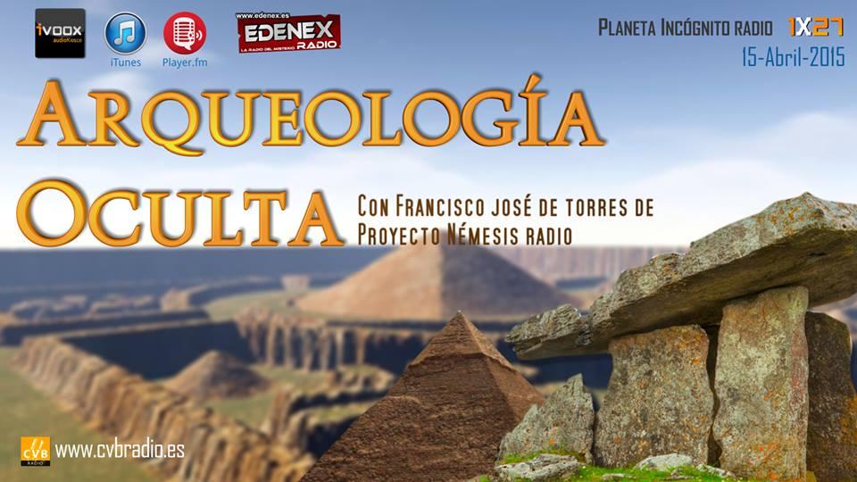 Programa 1×27 Arqueología Oculta
